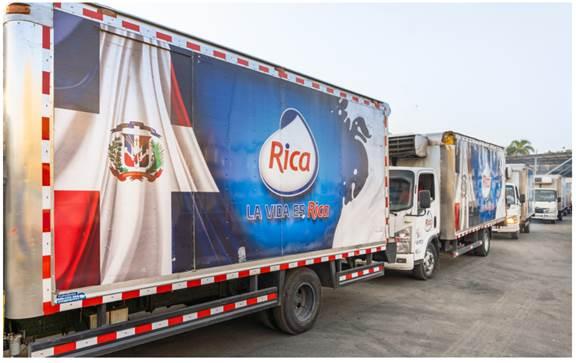 Camiones Rica