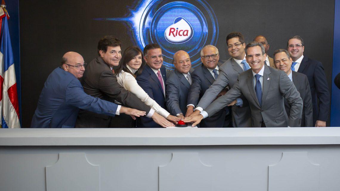 Imagen Ejecutivos Pasteurizadora Rica